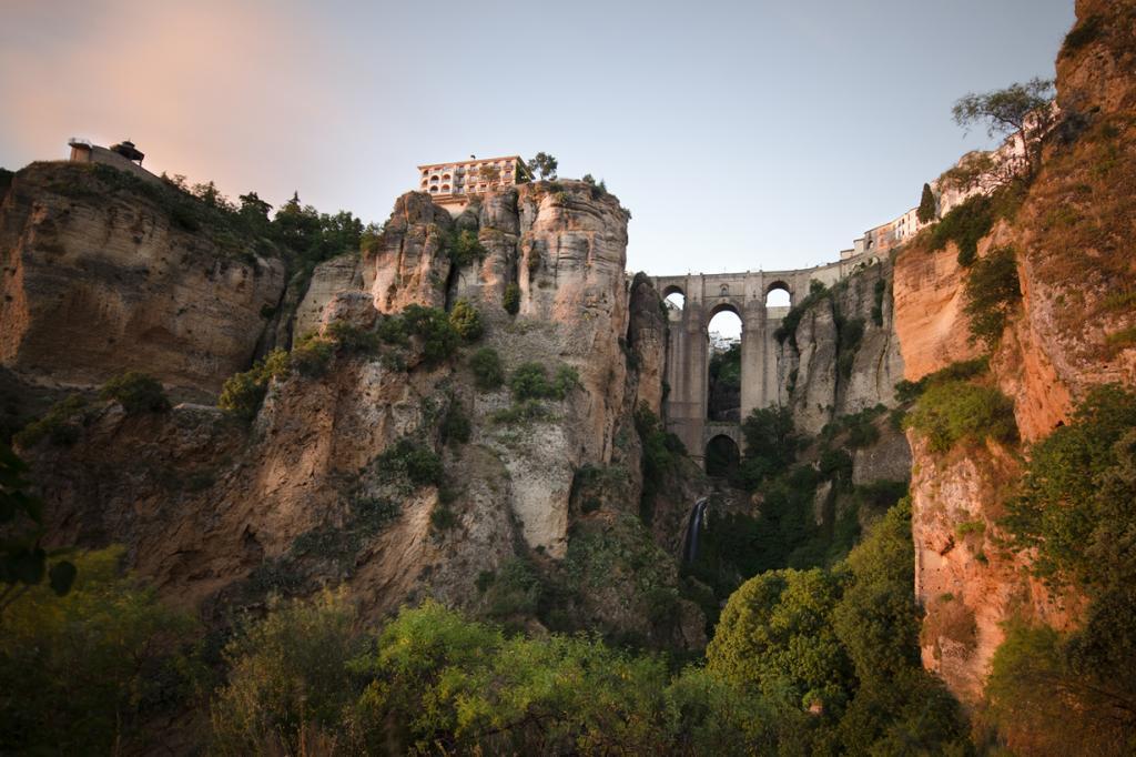 Испания. Ронда, Андалусия. (the very honest man)