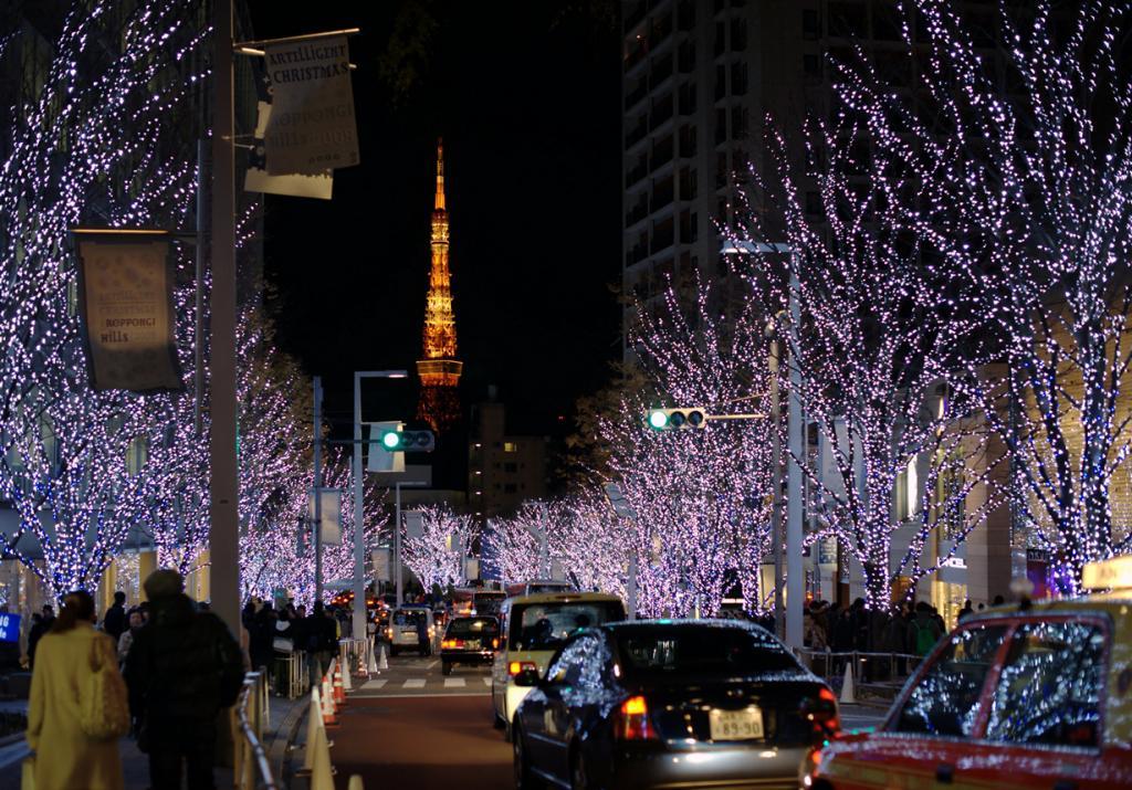 Япония. Токио. (Kyle Hasegawa)
