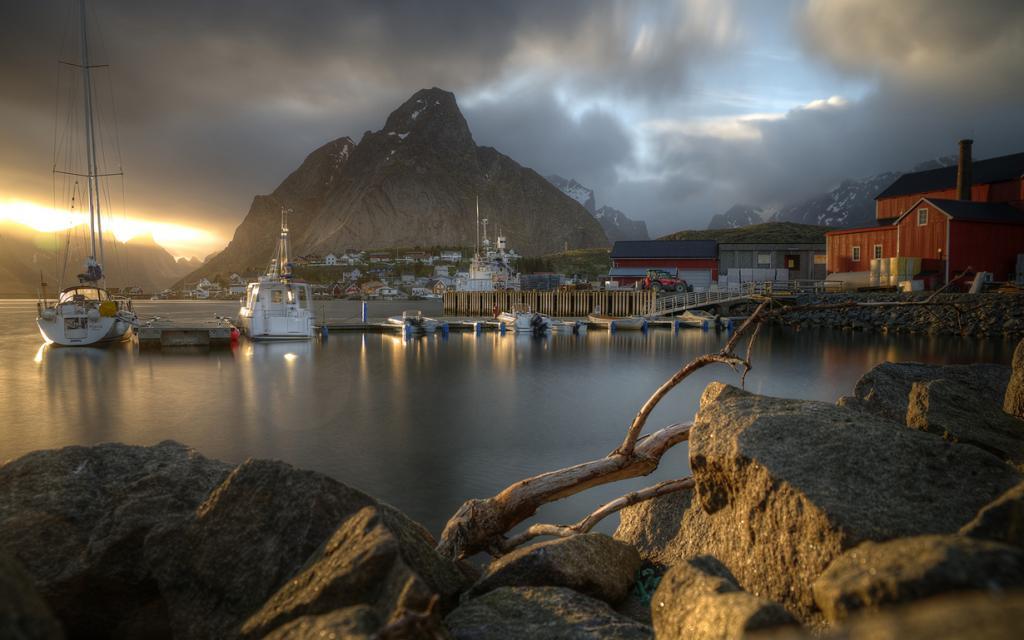 Норвегия. Лофотенские острова. (mariusz kluzniak)