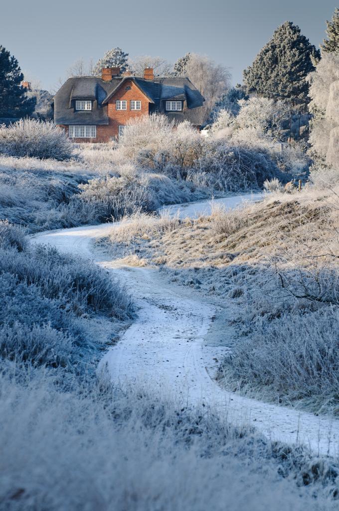 Мороз. (Andreas Zachmann)