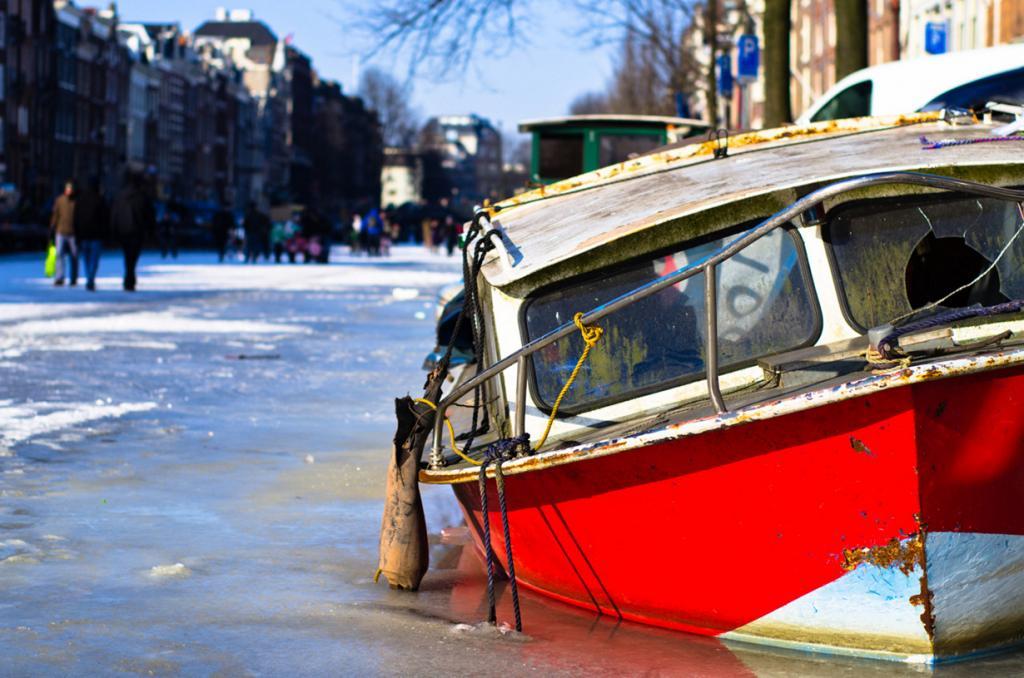 Нидерланды. Амстердам. (Fon Simó)