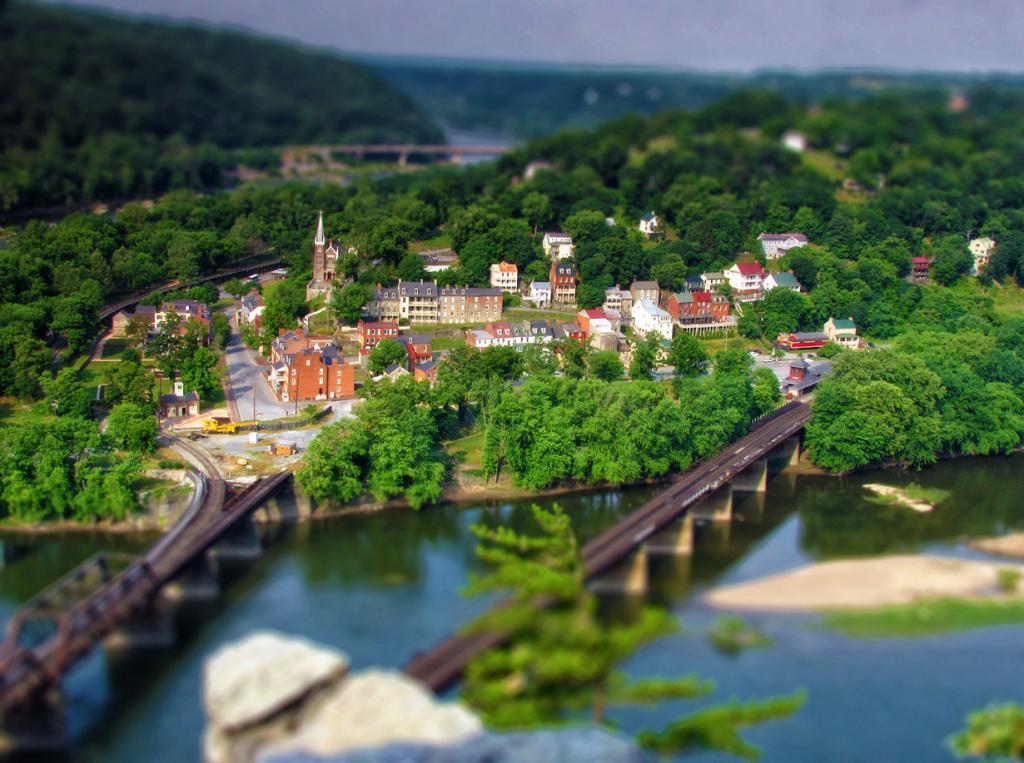 США. Харперс-Ферри, Западная Вирджиния. (Eoghann Irving)