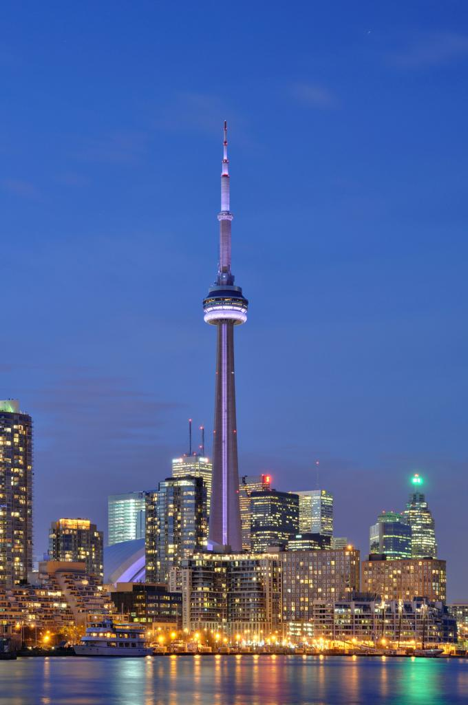 10 место. Канада. Торонто. (Wladyslaw)