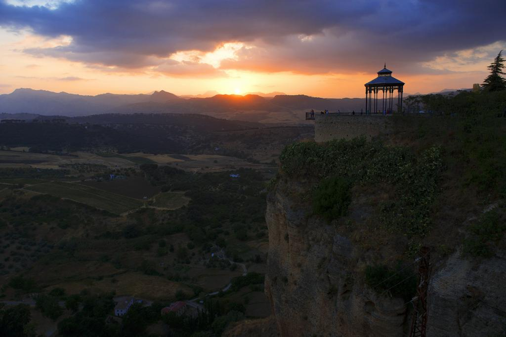 Испания. Ронда, Андалусия. (Lee.S.T)