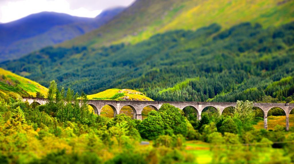 Шотландия. Гленфиннан. (mendhak)