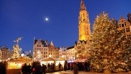 Рождество в Бельгии. Сказка наяву