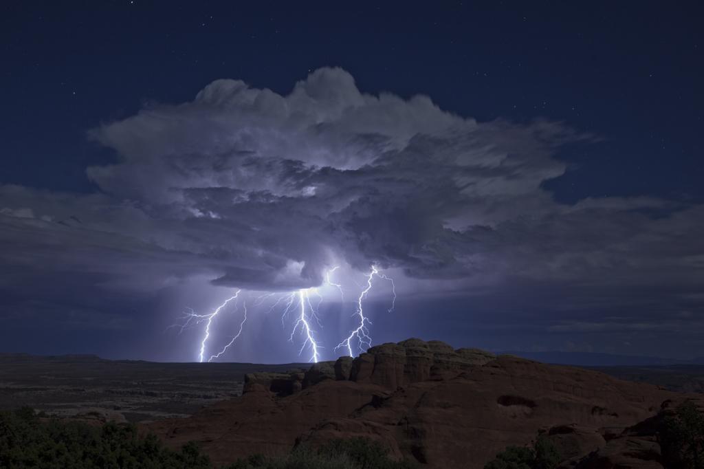 США. Юта. Национальный парк Арки. (Anthony Quintano)