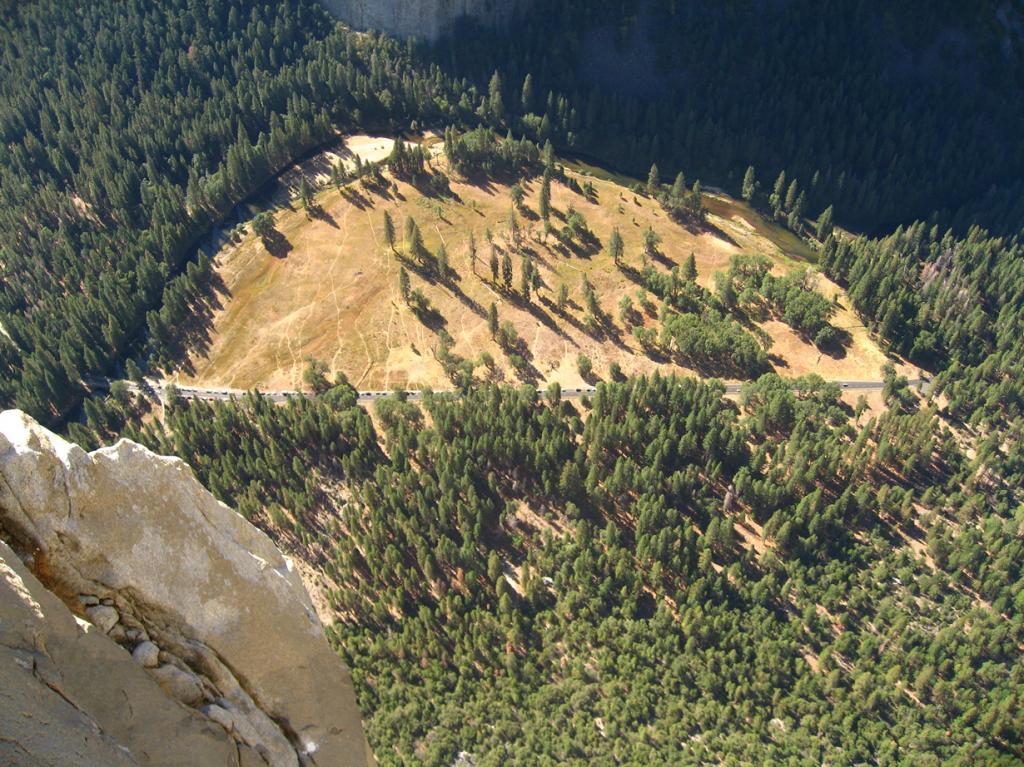 США. Национальный парк Йосемити, Калифорния. Гора Эль-Капитан. (Brian Zambrano)