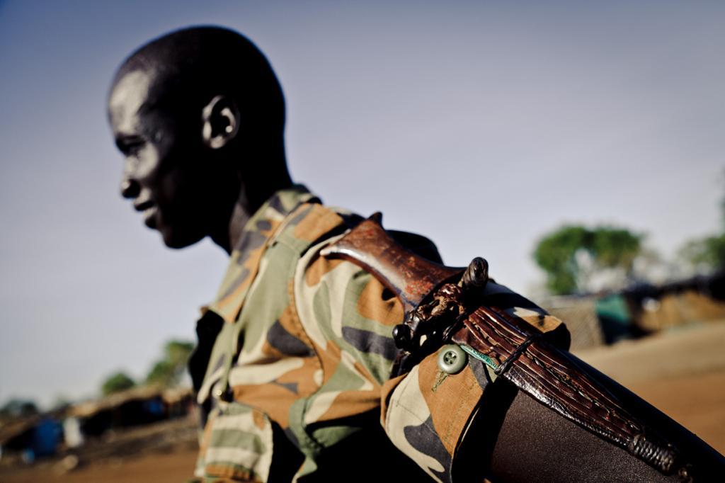 Судан. Конфликт продолжается с 21 мая 2011 года по сей день. Военные действия ведутся между  Народной армией освобождения Судана и вооружёнными силами Судана. (Tim Freccia/Enough Project)