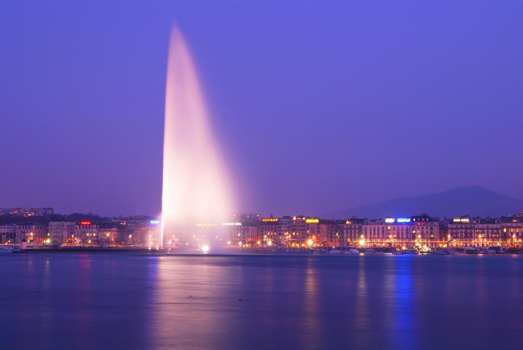 Швейцария. Женева. (Luca Montanari)