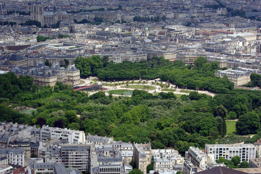 Франция. Париж. Люксембургский сад. (Kirua)