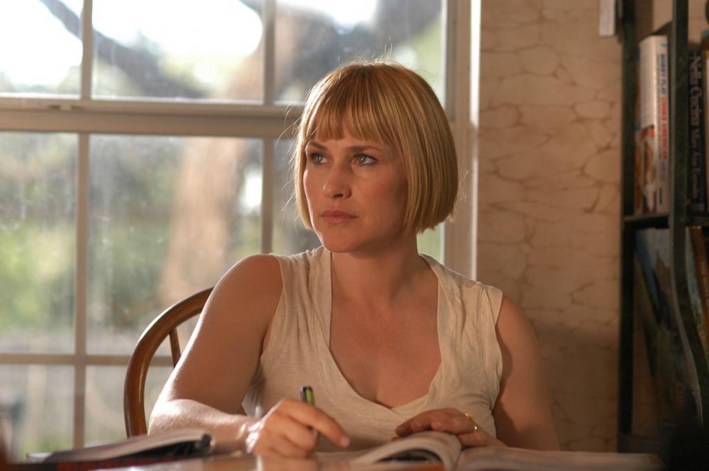 Номинант на премию «Лучшая женская роль второго плана» Патрисия Аркетт. Американская актриса, сыгравшая Оливию Эванс в фильме «Отрочество». (Кадр из фильма)