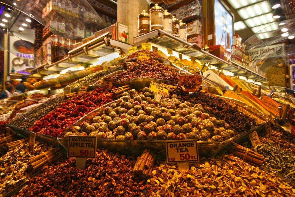 Египетский базар. (Miguel Virkkunen Carvalho)