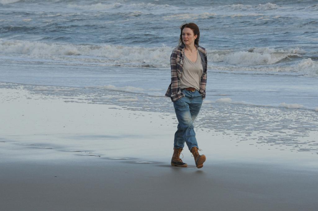 Номинант на премию «Лучшая женская роль» Джулианна Мур. Американская актриса, сыгравшая Элис Хоуланд в фильме «Всё ещё Элис». (Кадр из фильма)