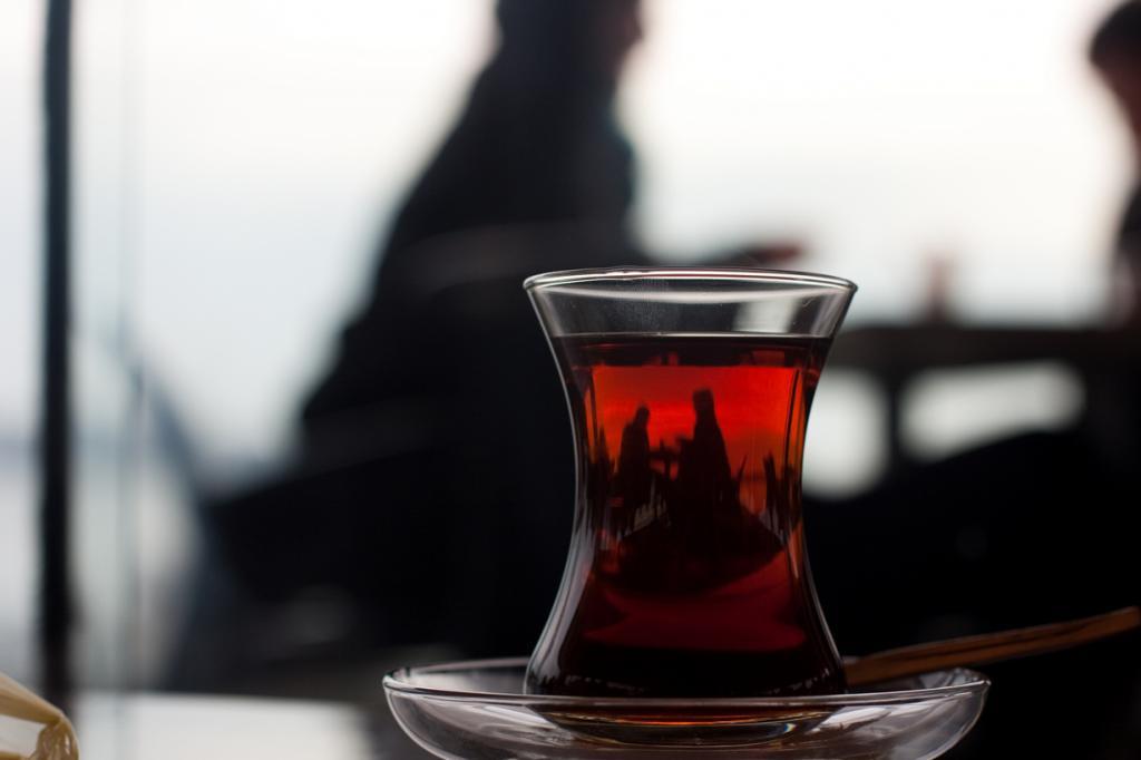Турецкий чай. (Nicolò Paternoster)