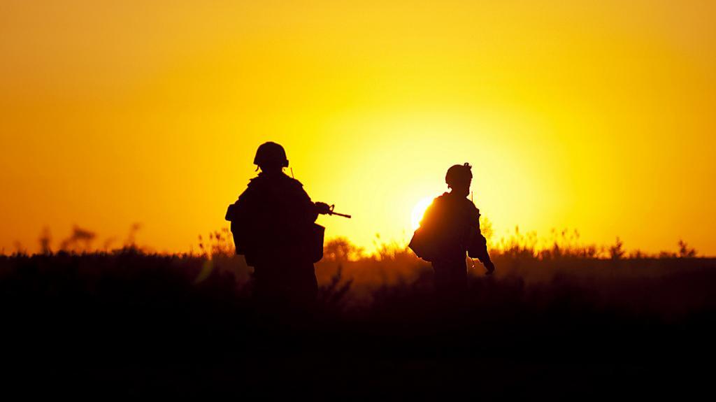 Афганистан. Асимметричный военный конфликт продолжается с 2001 года по сей день. 13-детняя гражданская война ведётся между  Международными силами содействия безопасности и членами исламистской организацией Талибан. (Sgt. Mark Fayloga)