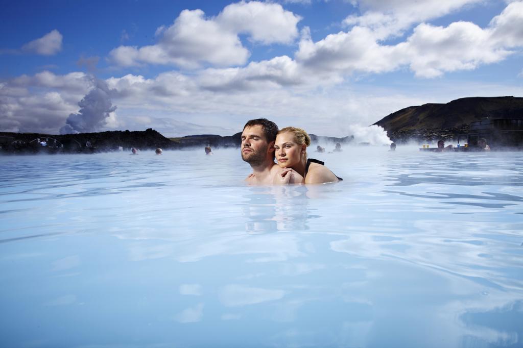 «Голубая лагуна». (Greenland Travel)