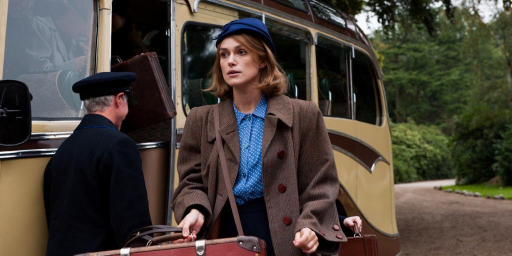 Номинант на премию «Лучшая женская роль второго плана» Кира Найтли. Британская актриса, сыгравшая Джоан Кларк в фильме «Игра в имитацию». (Кадр из фильма)