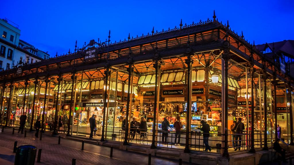 Рынок Сан-Мигель. (grzegorzmielczarek)