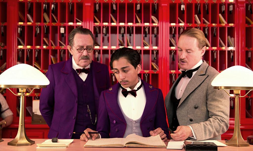 «Лучший комедийный фильм» — «Отель «Гранд Будапешт» режиссёра Уэса Андерсона. (American Empirical Pictures/Indian Paintbrush/Babelsberg Studio/Fox Searchlight Pictures)
