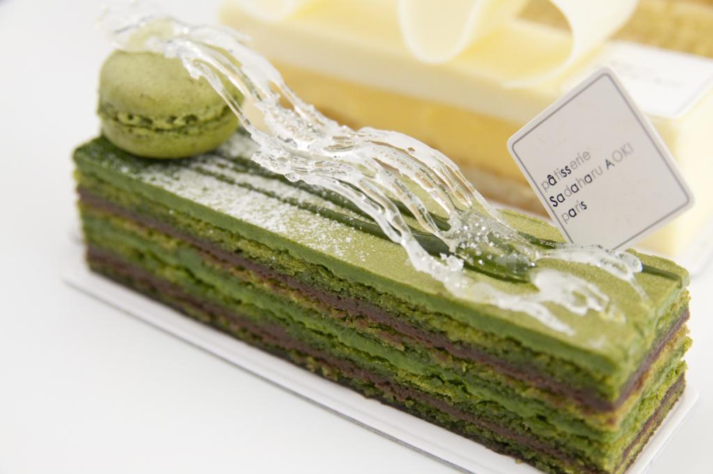 Заведения Аоки можно посетить в Париже и Токио. (Yuichi Sakuraba)
