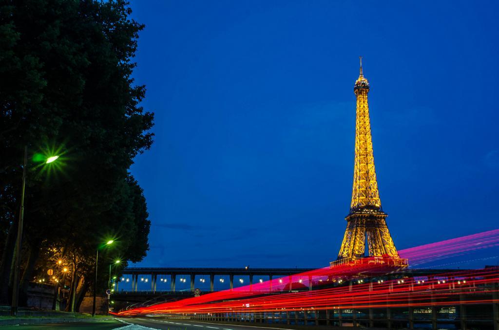 Франция. 84.7 млн туристов. (Robin TOURNADRE)