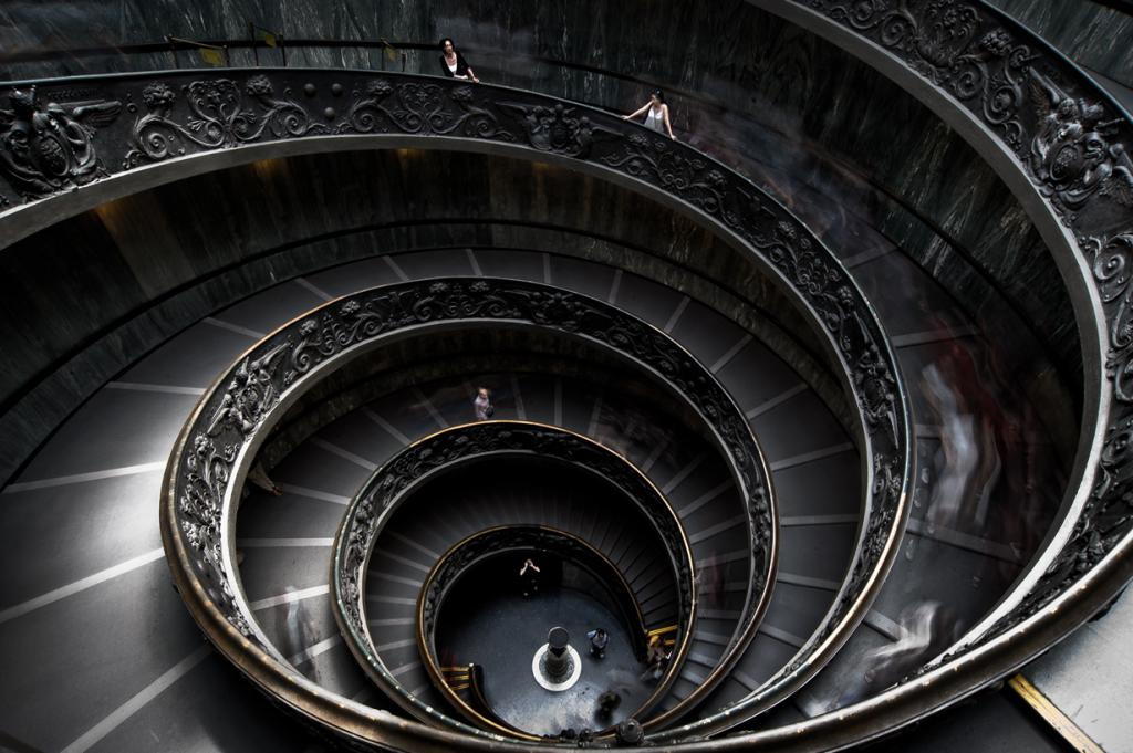 Музеи Ватикана. (luke chan)