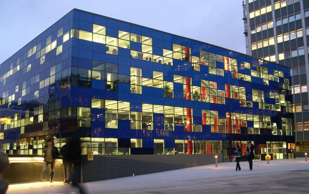 Великобритания. Имперский колледж Лондона. (Telerg)