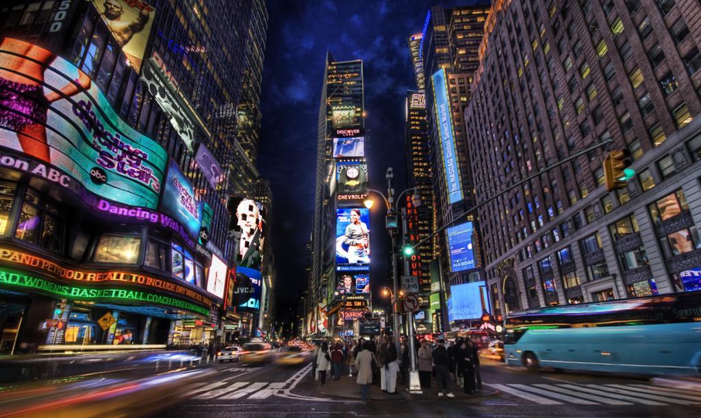 Соединённые Штаты Америки. 69.8 млн туристов. (Trey Ratcliff)