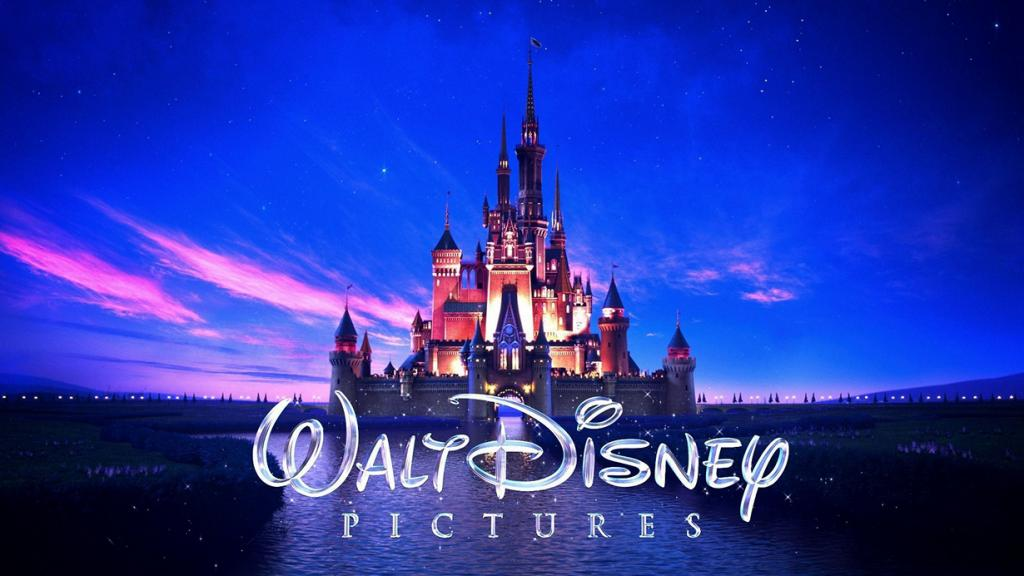 Логотип компании. (The Walt Disney Company)