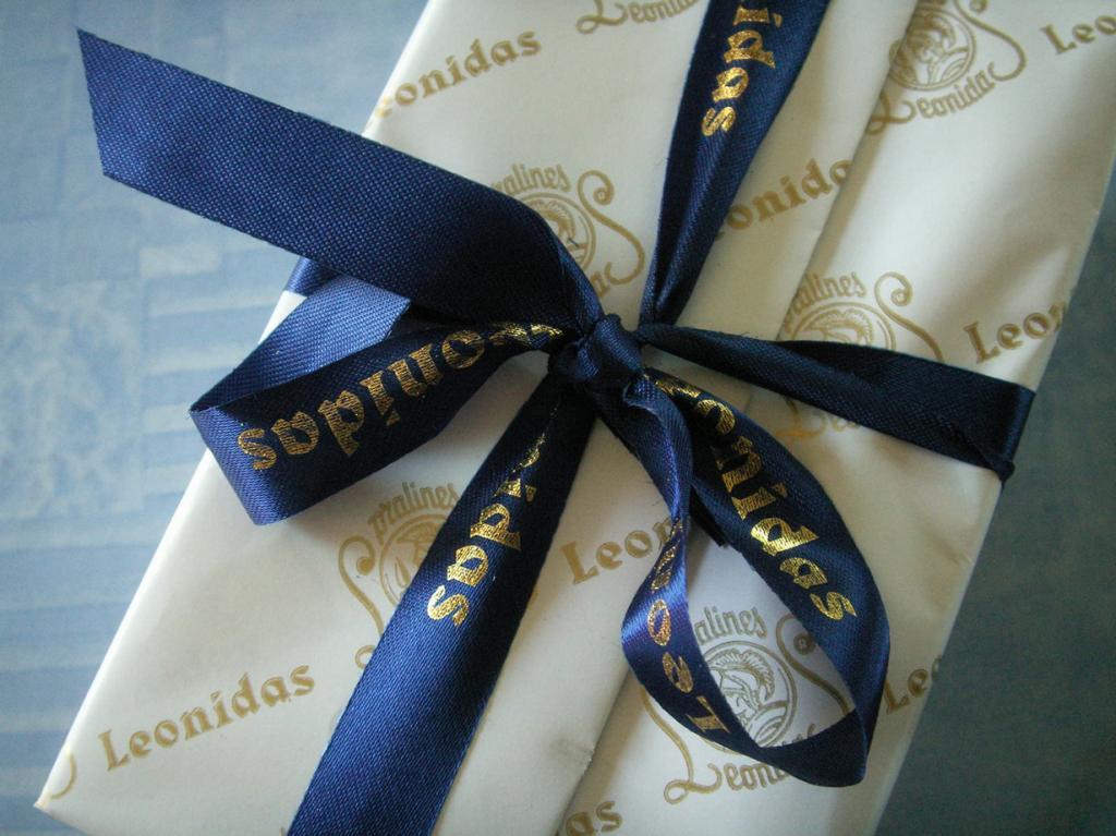 2 место. Leonidas (Бельгия). История компании берёт своё начало с 1913 года. На сегодняшний день Leonidas считается одним из лучших шоколадных производителей Европы. (Purrrpl_Haze)