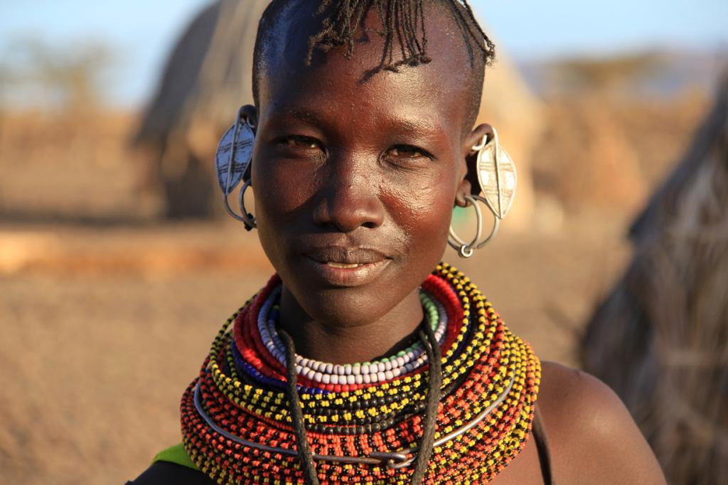 Самбуру. Проживают на территории Кении. Численность не превышает 160 тыс. человек. (chuck holton)