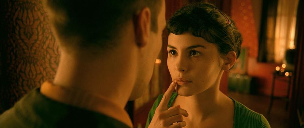«Амели» (2001). (Кадр из фильма)