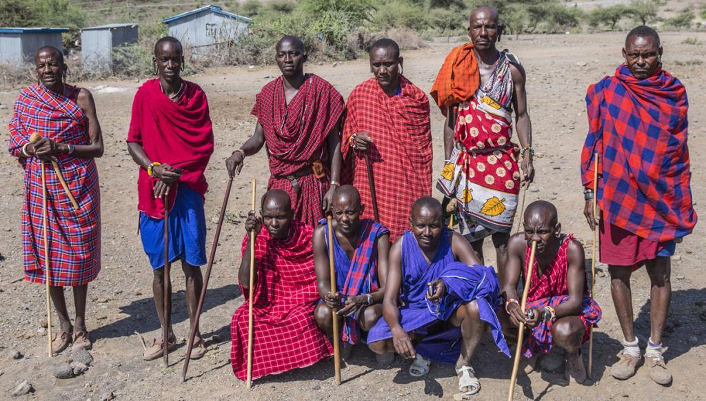 Стоит также отметить, что масаи считаются самым красивым народом Восточной Африки. (ninara)