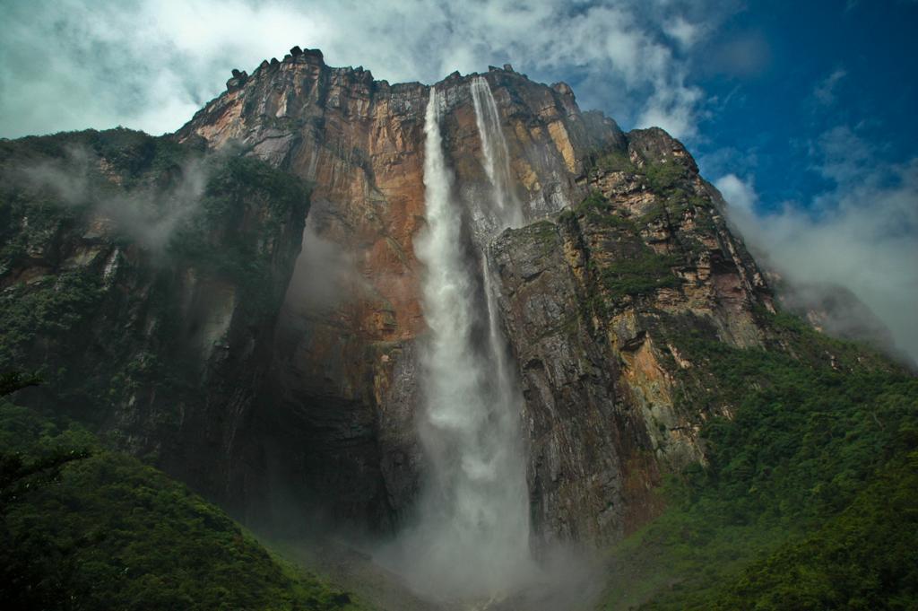 Венесуэла. Водопад Анхель. (ENT108)