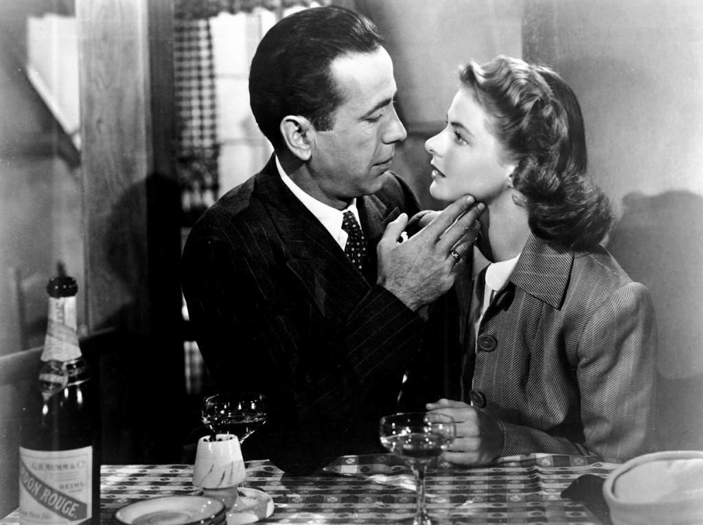«Касабланка» (1942). (Кадр из фильма)