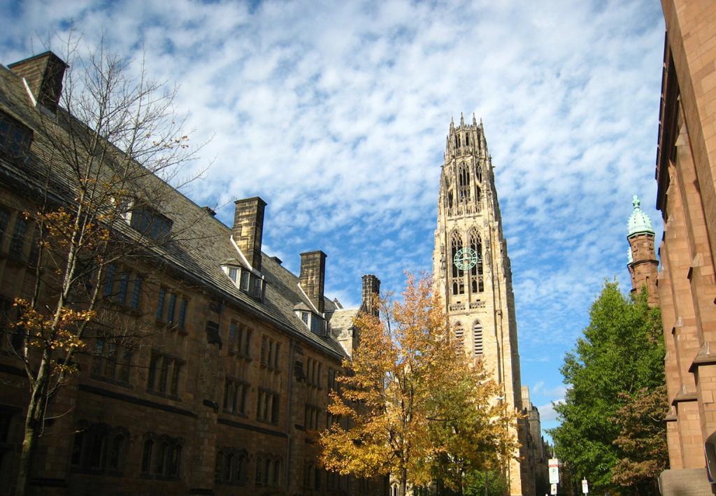 США. Коннектикут. Йельский университет. (brinstar)