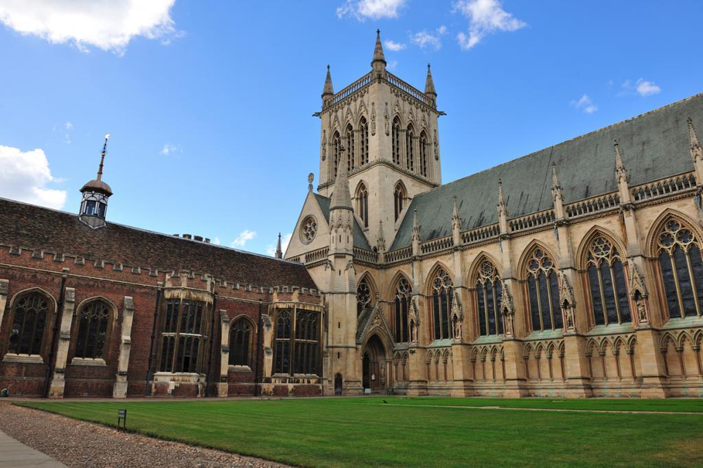 Великобритания. Кембриджский университет. (llee_wu)