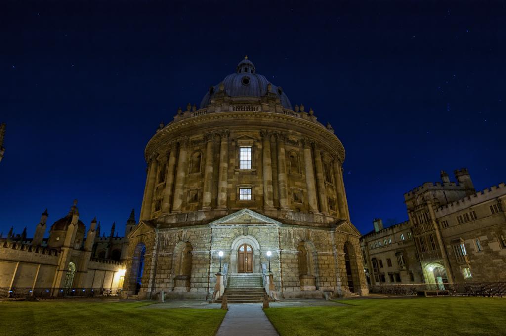 Великобритания. Оксфордский университет. (Duncan Hull)
