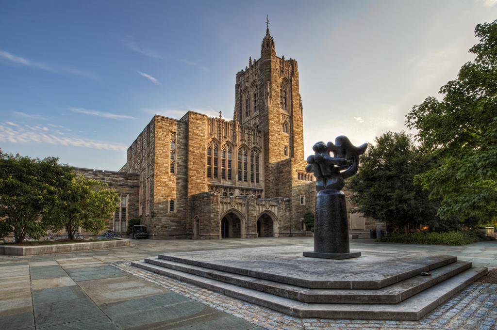 США. Нью-Джерси. Принстонский университет. (Kah-Wai Lin)