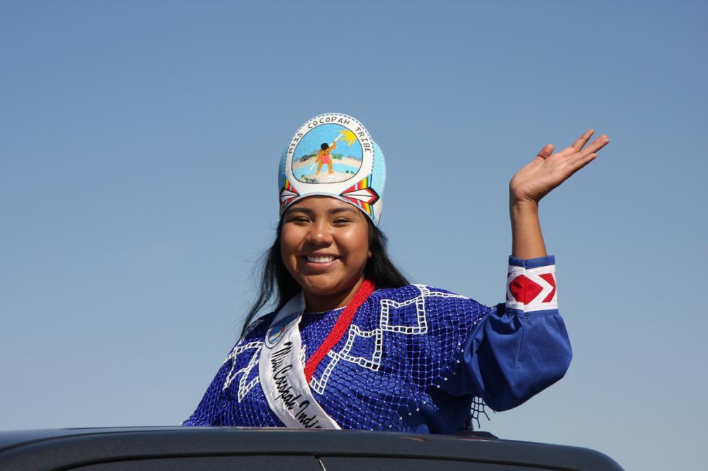 Кокопа. Проживают на территории Мексики и американского штата Аризона. Численность не превышает 300 человек. (David H. Barehand)