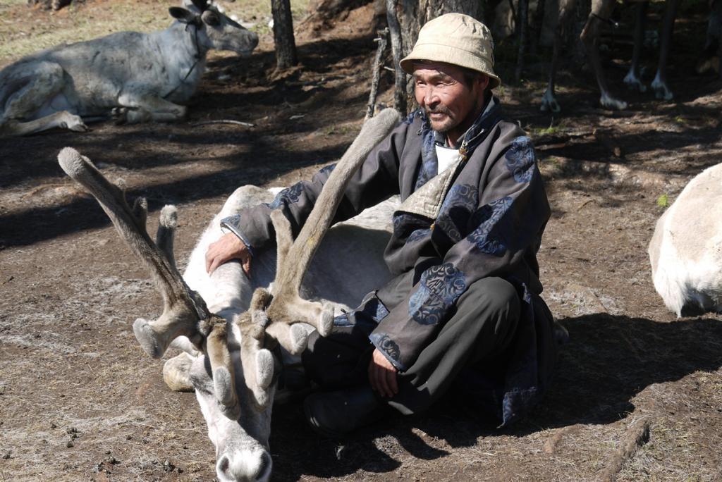 Цаатаны. Проживают на территории Монголии. Численность не превышает 280 человек. (WhatsAllThisThen)