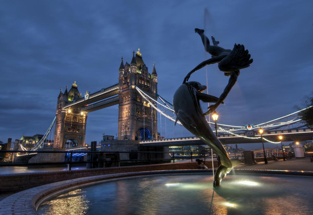 Великобритания. 31.2 млн туристов. (JH Images.co.uk)