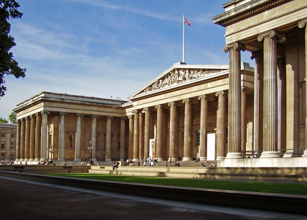 Великобритания. Лондон. Британский музей. (Ham)