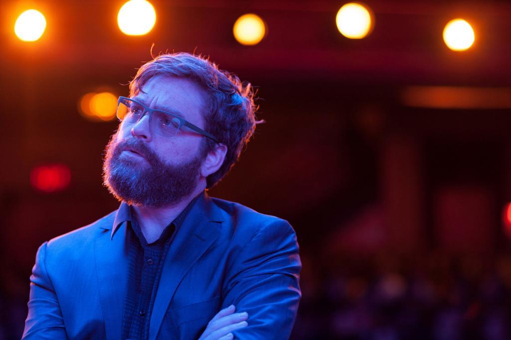 «Лучший режиссёр» — Алехандро Гонсалес Иньярриту за фильм «Бёрдмэн». (Кадр из фильма)