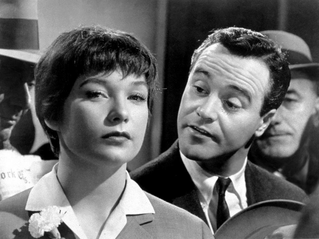 «Квартира» (1960). (Кадр из фильма)