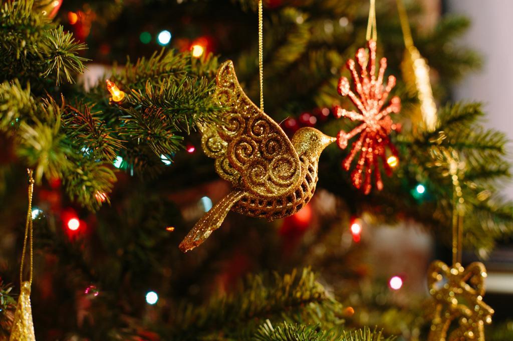 Рождественская ёлка — атрибут Рождества. Традиция наряжеть дерево на праздник берет своё начало в Германии в конце Средневековья. (Stephen Woods)