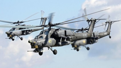 Лучшие ударные вертолёты современности