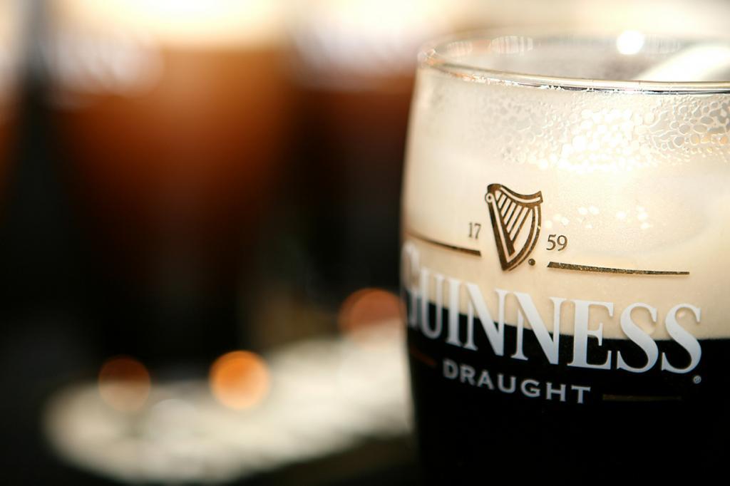 В Нигерии потребляют больше «Гиннесса», чем в Ирландии. (David Dennis)