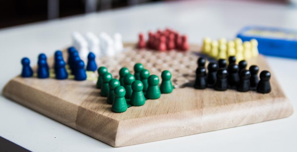 Китайские шашки были изобретены в Германии. (Wulf Willis)
